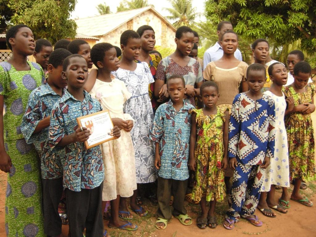 Amici nel mondo onlus Benin 24 - BeninAmici nel mondo onlus Benin 24 - Benin - -