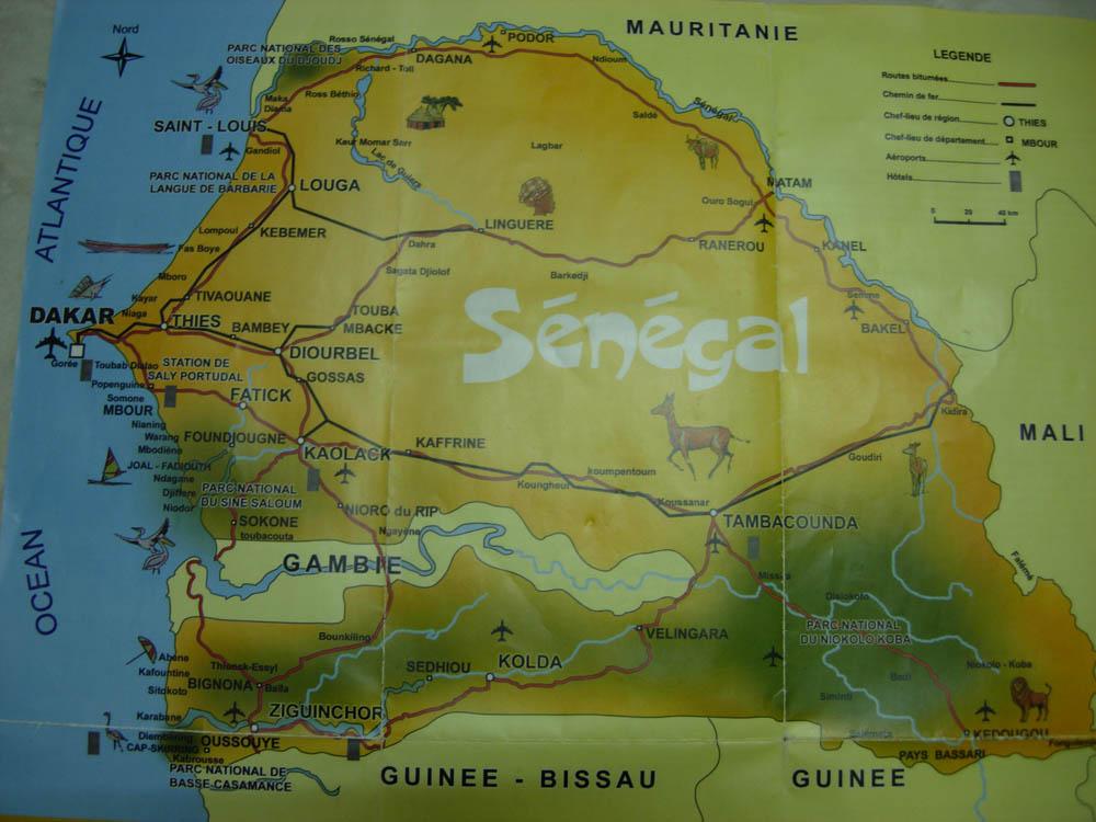 Senegal 1 - SenegalSenegal 1 - Senegal - -