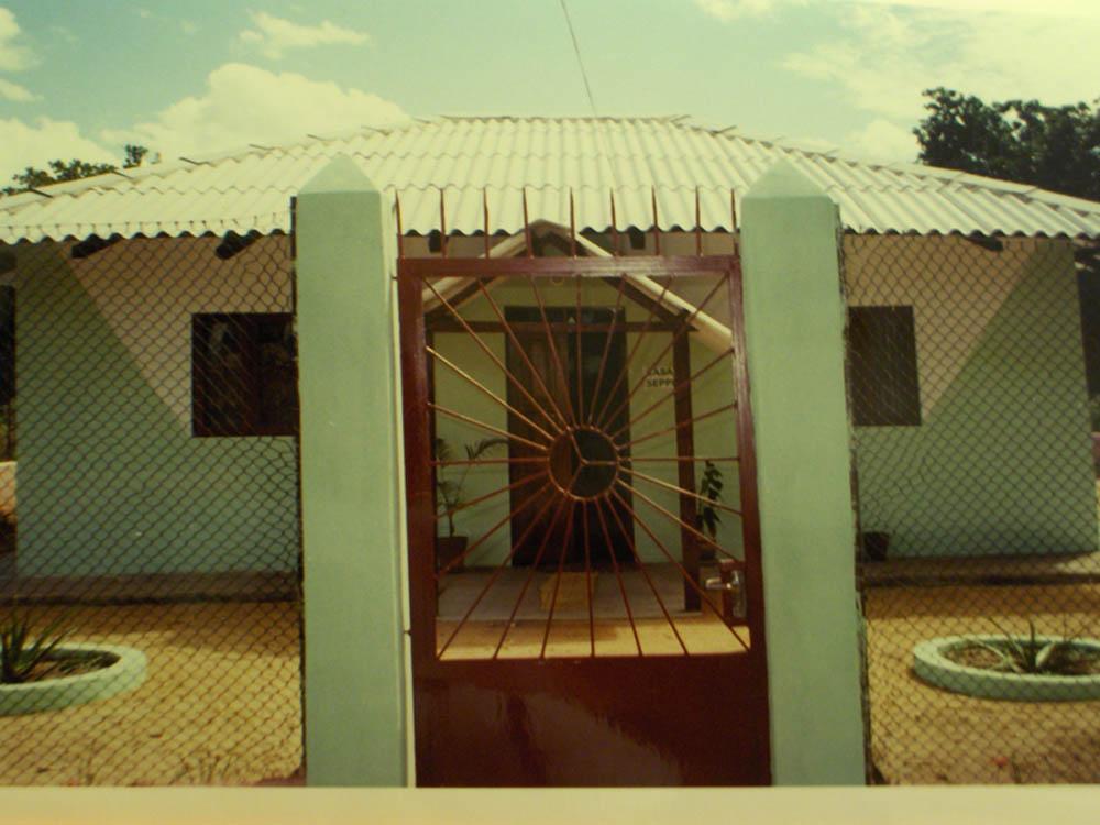 casa del dottore terminata - Mozambicocasa del dottore terminata - Mozambico - -
